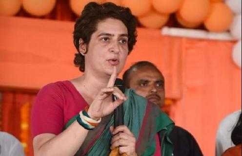 Modi government, financial crisis, Silence, Dangerous, Priyanka Gandhi