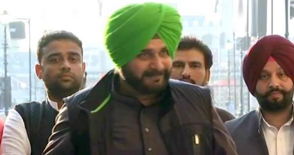 Navjot Singh Sidhu, Go to kartarpur, central government, Permission granted,